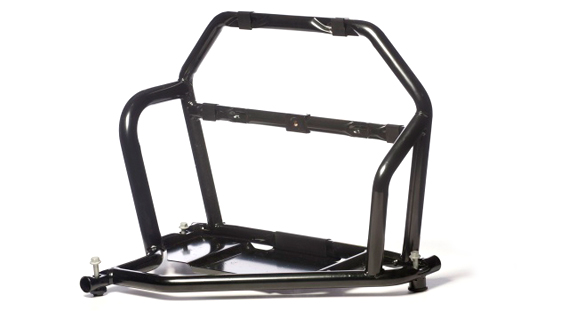 Spare Wheel Carrier for GM Holden LPG Wagon