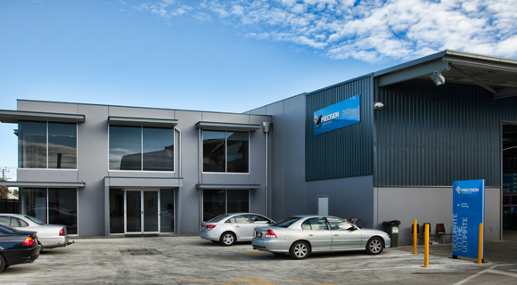 Precision Components office building, Adelaide